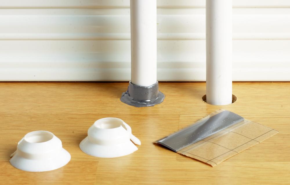 Dropstop - stosar för torra rum